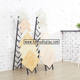 Custom good quality ceramic tile display rack tile ceramic display stand metal quartz stone