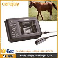 Veterinary/vet Ultrasound Machine V8 for animal with aluminium case manufacturer