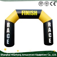 Outdoor Advertising Promotional Cheap Inflatable Arch Start