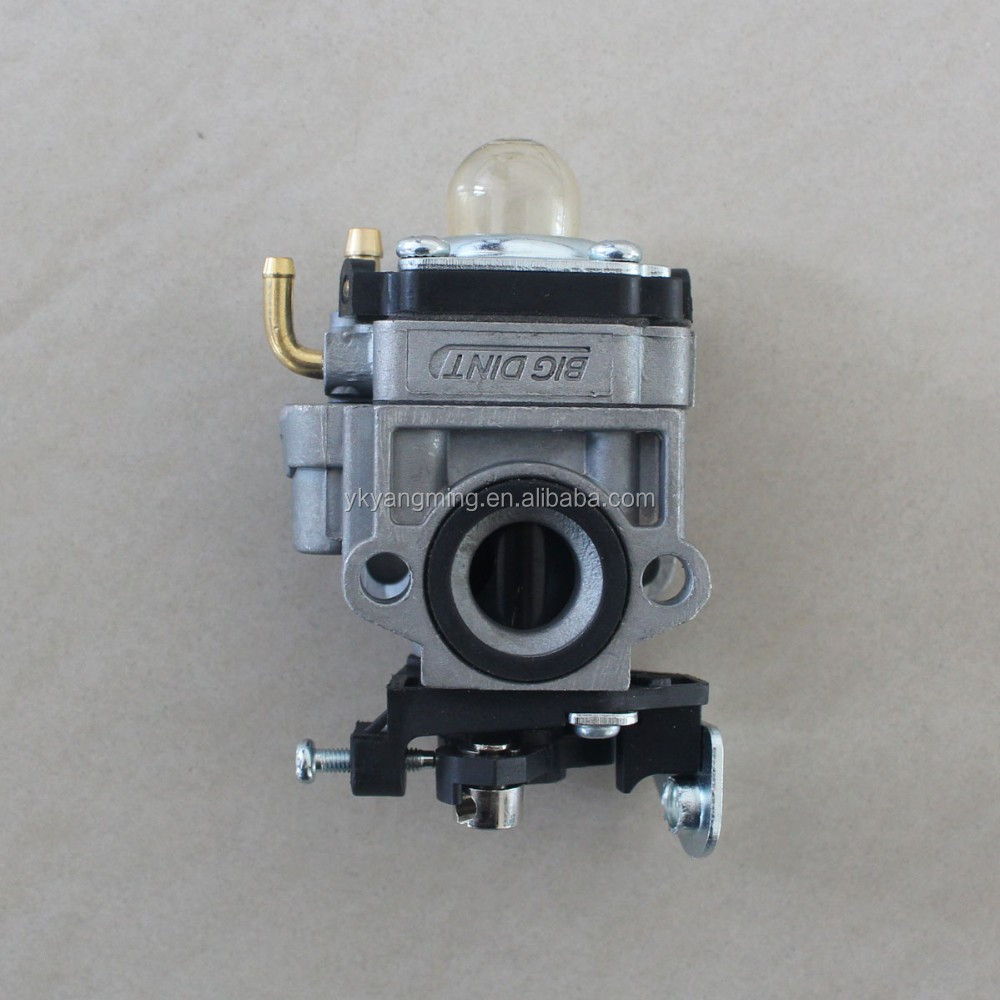 2 stroke Brush cutter spare parts engine Carburetor for 35.8cc GX35