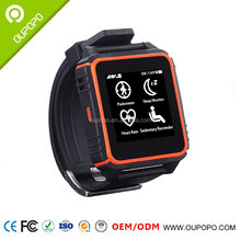 Touch Screen China Android Unlocked Smart Mobile Watch Phone Hot Wholesale