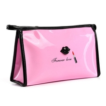 New stylish cute basics waterproof cosmetic bag organizer toiletry bag