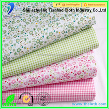 customized printed cotton fabric design organic cotton quilted fabric wholesale