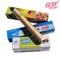Clear plastic film, PVC Cling film, PVC stretch wrap film for food packing, jumbo roll,