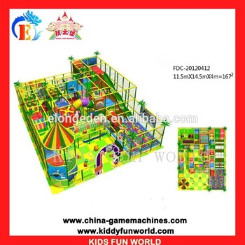 Best selling china playground equipment for sale