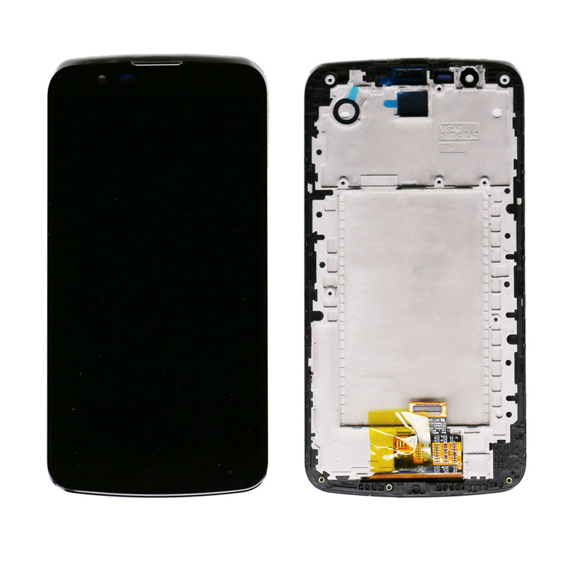 Alibaba Express for LG <strong>K10</strong> LCD +Touch Assembly black color and Frame