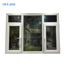 2017 OULAISI Hot sale top quality best price pvc windows double glazed upvc windows