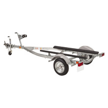 Pull Behind Motorcycle Trailer For RC Boat