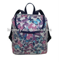 girl's sequin backpack bag