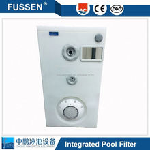 220V 50HZ wall-hung pipeless swimming pool filter