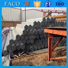 Tianjin gi pipes ! galvanized pipe and pvc coated erw pipe steel galvanized for fence