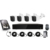Cantonk 1080p CCTV Security Camera Kits 8CH Home Security Camera System CCTV Camera Kits