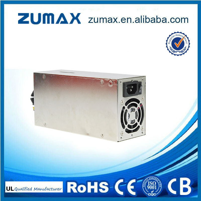 high quality 80plus apfc 400w 2u server power