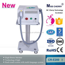 New arrival OPT SHR / E-light ipl hair removal machine / E-light Beauty Equipment