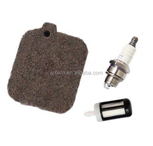 Air & Fuel Filter with Spark Plug for ST BG45 BG55 BG65 BG85