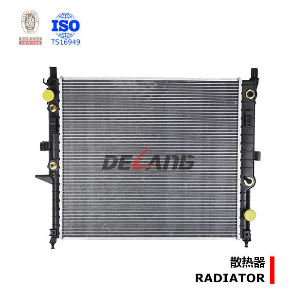 Auto engine radiator factory for MERCEDES M-CLASS W163 with OE 163 500 00 03/163 500 03 03 (DL-B176A)