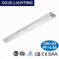 unbreakable pc lens steel housing ip40 suspended heat resistant linear light definition