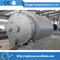 Good Brand Used Tyre recycling machine to oil