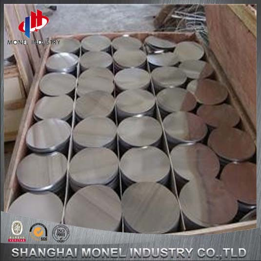 high quality AISI 201 stainless steel circle