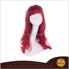 FO012 china wig supplier synthetic halloween sex cosplay wig