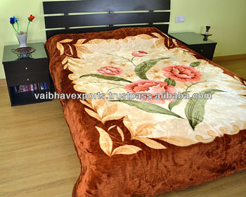 Mink Blankets Wholesale