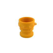 nylon camlock coupling/cam and groove fittings part a female npt adapter