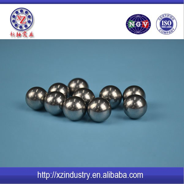 Factory supply 1mm 2mm 3mm 4mm 4.5mm 5mm 5.5mm 6mm 8mm light stainless steel ball for bearing