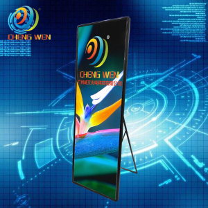 Led Indoor Display Poster Display P1.9 P2 P2.5 P3 P4 P5 P6 Led Advertising Panels Screen Banners