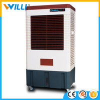 CE,CB Certification and Floor Standing Air Conditioners Type willi air cooler evaporator