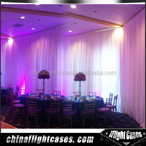 Instrumental music wall decorative backdrop drapes for show