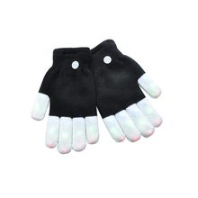 High-Quality Light Flashes Led Gloves For Sale