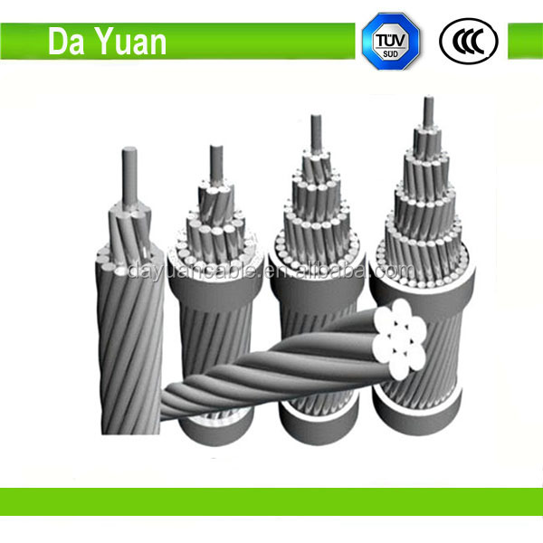 rabbit /moose /finch acsr conductor aluminum conductor for transmission