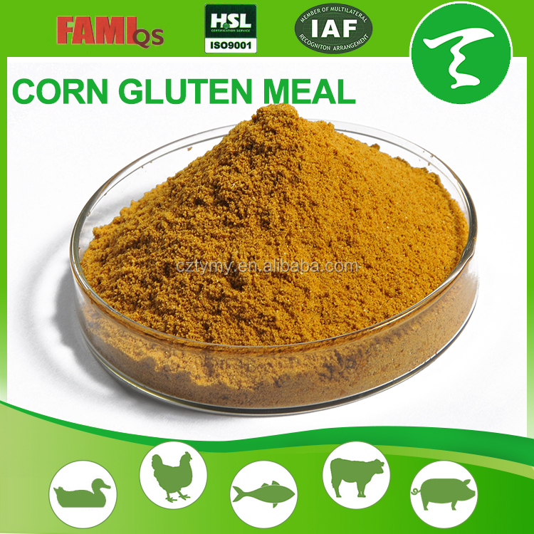 Cattle,Chicken,Dog,Fish,Horse,Pig Use corn gluten meal