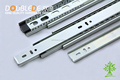 3 Fold Ball Bearing Drawer Slide Rail For Drawer