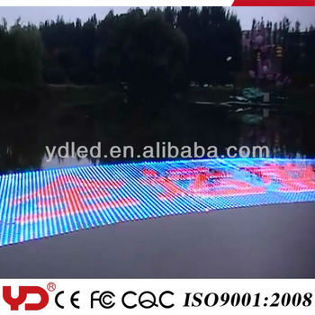 YD IP68 color changing underwater led lights