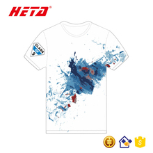 Sublimation cheap price high quality wholesale custom t shirt