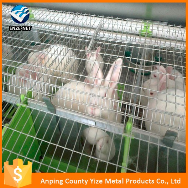 cheap small animals cages with plastic serving trays