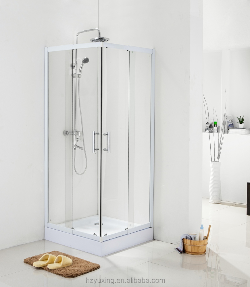 1900T-SK USA EU economic adjustable profile shower cabin shower room