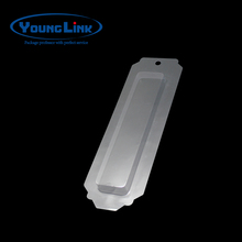 Custom thermoforming blister clamshell tray transparent plastic clamshell packaging