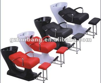 hairdressing salon shampoo bed chair hb 77219 buy salon