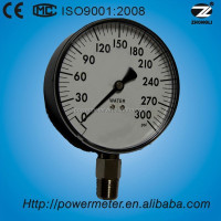 (Y-160A)160mm classic low cost manometer air pressure gauges price of pressure gauge