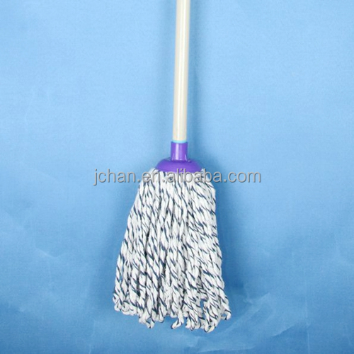 Steel Pole Material and microfiber Mop Head Material floor cleaning mop