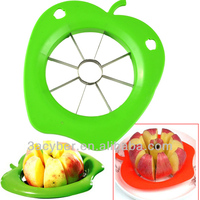 Corer Slicer Easy Cutter Cut Fruit Knife for Apple Pear