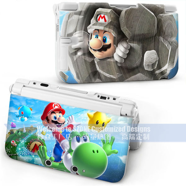 For Nintendo 3DS XL Protective Housing Cases