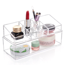 customized store makeup opi acrylic display stand for lipstick/nail polish R160741