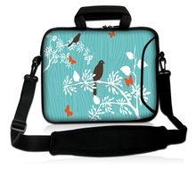 "Laptop bag notebook case 15"" 15.6""17"" 13"" notebook cover computer shoulder bag for mac pro/ dell xps/ lenovo/ asus"