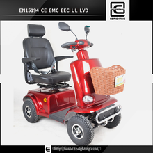 XB-C 2 seat mobility scooter disabled scooter electric car 24v 75ah 800w electric handicapped scooter for elderly