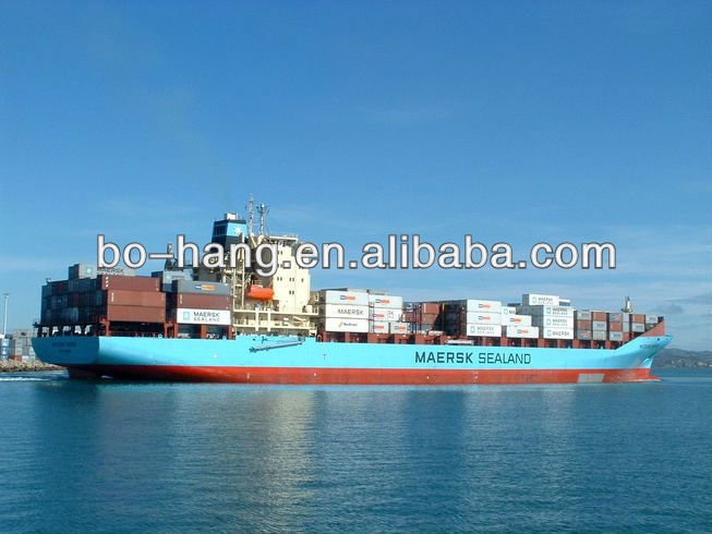 International sea shipping christmas gifts from China to Oklahoma City USA---Michelle