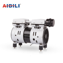 Professional factory small medical air suction pump piston oil free air compressor pump