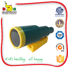 My Test Children Green Plastic Toy small Telescope